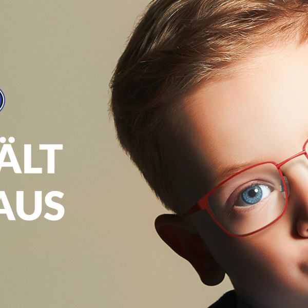 Oio Kinderbrillen Brille Schmuck Optik Weißmann Oberaudorf Titanflex Eschenbach kaufen Kinder robust biegsam komfortabel Design frech jung