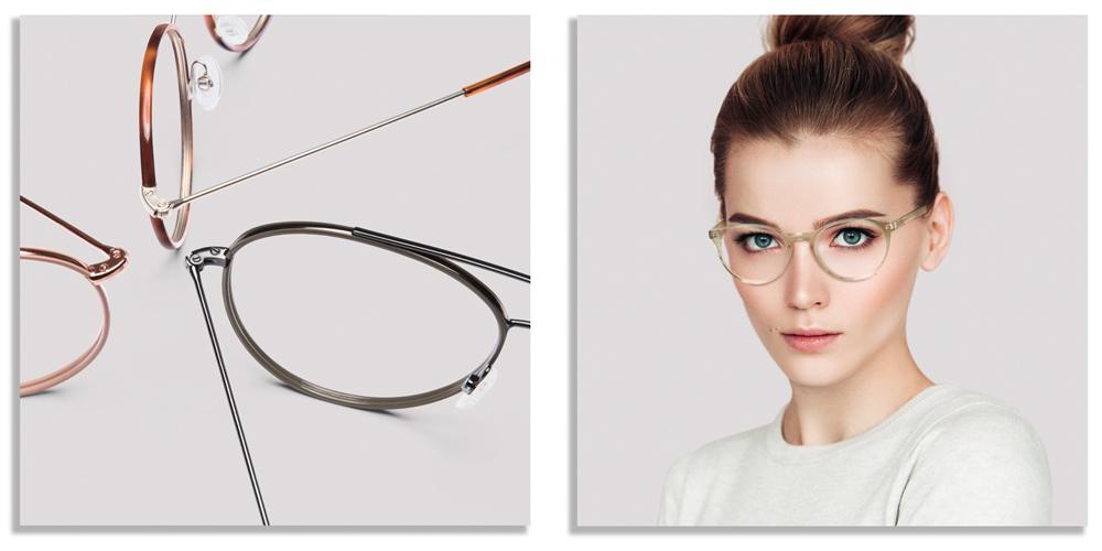 FRAIMS Design-Brillen
