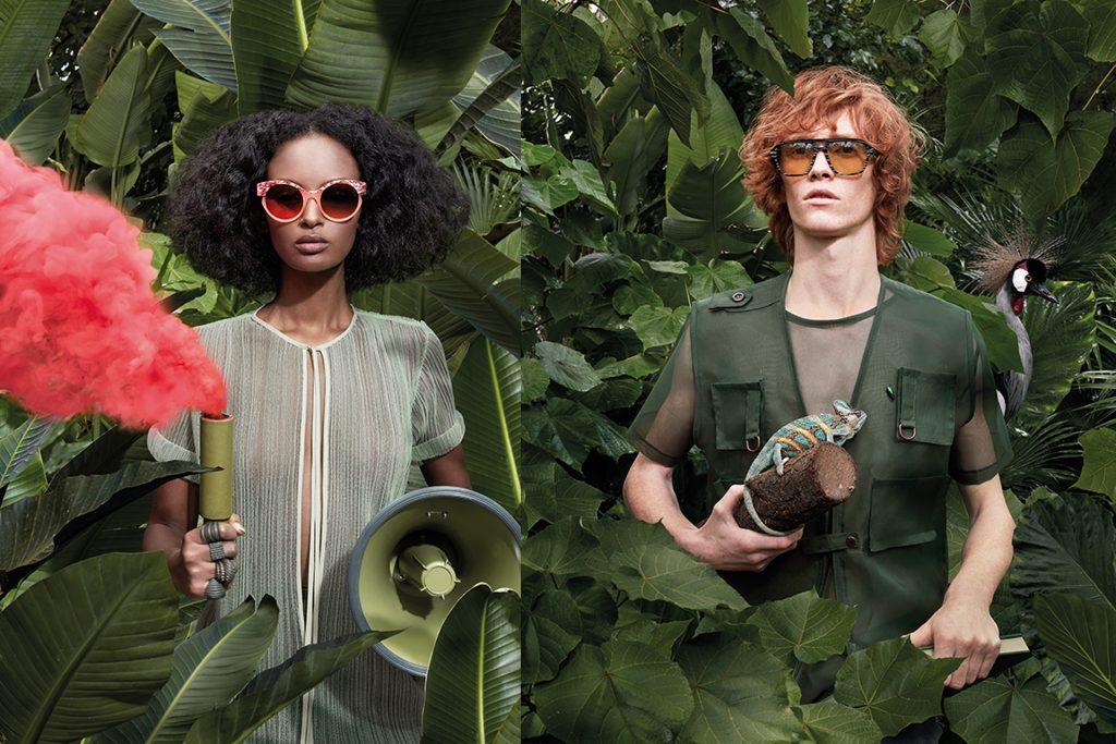 Nachhaltige Brillen von Etnia